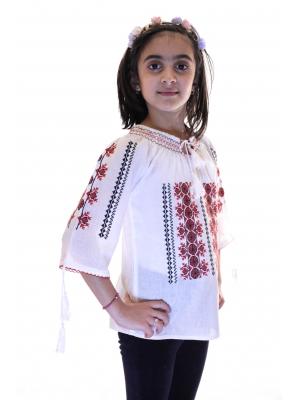 Ie Traditionala Pentru Fetite Ameli