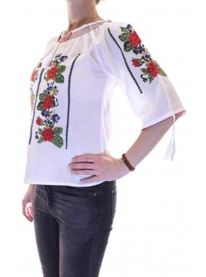 Ie Traditionala Trandafira4