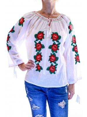 Ie Traditionala Trandafira11