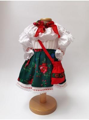 Costum traditional botez fetite Ilinca2