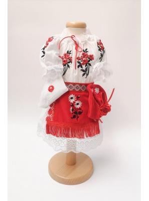 Costumas traditional popular botez Mariuca3