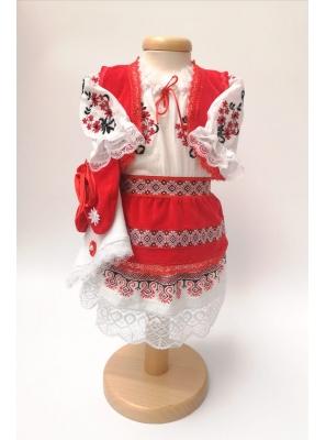 Costumas traditional popular botez Mariuca5