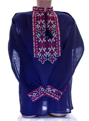 Camasa ie cu guler tunica cu motive traditionala