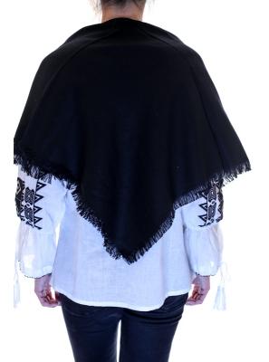 Basma traditionala uni negru
