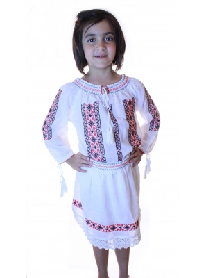 Costum traditional Tatiana