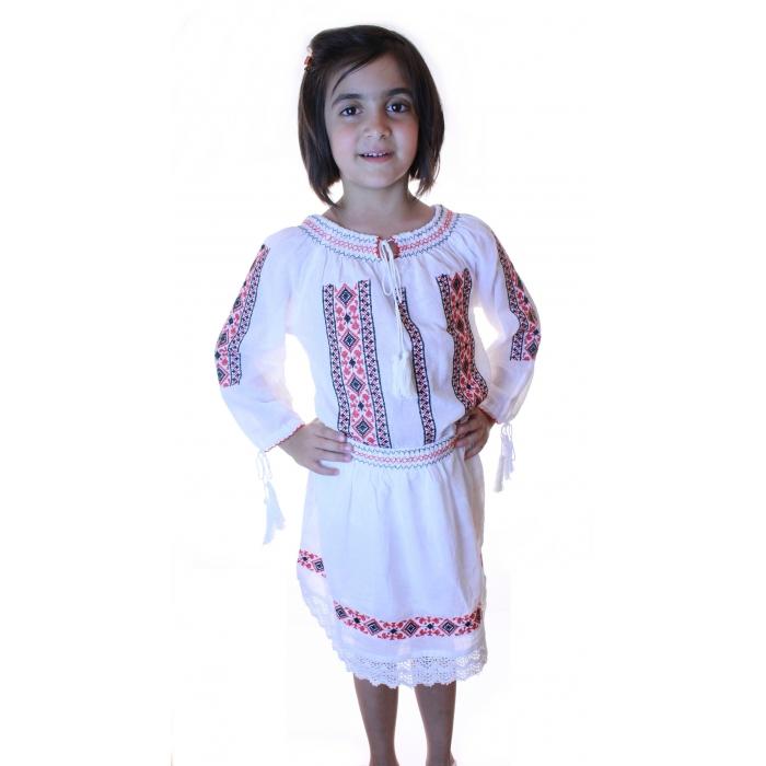 Costum traditional Tatiana