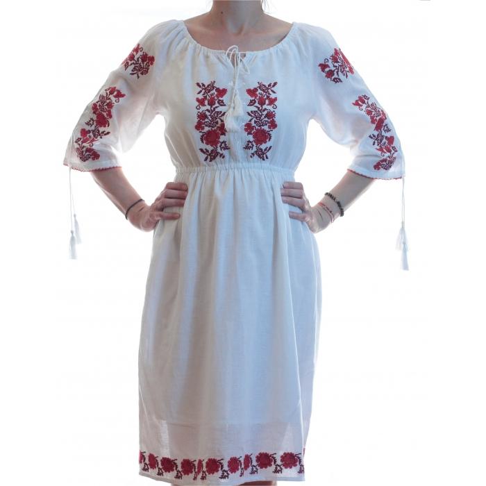 Rochie traditionala Romanita