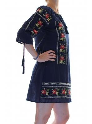 Rochie Traditionala Bianca
