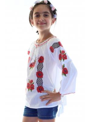 Ie Traditionala Pentru Fetite Elena