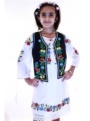 Vesta Traditionala Fetite Florina
